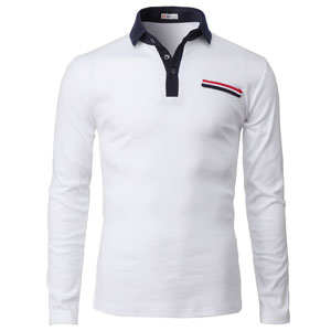 a5f80e1e H2H Mens Casual Slim Fit Polo T-Shirts Basic Designed of Various ...