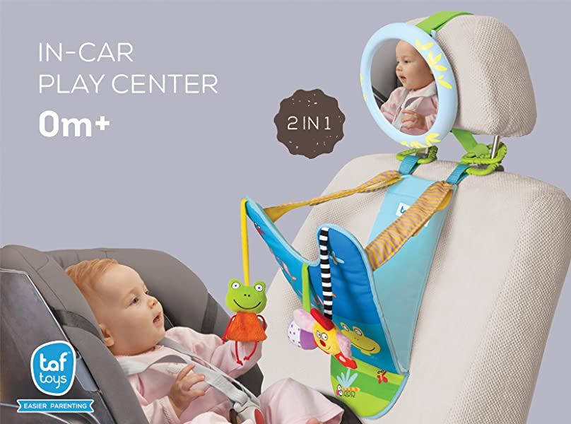 Amazon Com Taf Toys In Car Play Center Parent And Baby