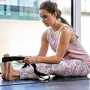 Gaiam Womens Flowy Yoga Tank Top - Sleeveless Performance Workout Shirt w/Strappy Side Detail