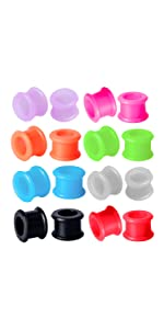 Amazon.com: BodyJ4You 28PC Big Gauges Kit Ear Stretching 00G ...