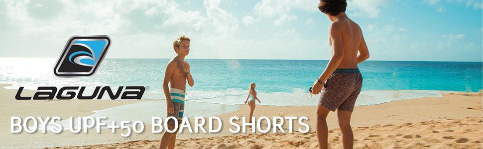 boys upf 50 board shorts