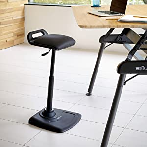 If Youu0027re Looking For The Best Standing Desk Chair, Adjustable Stool, Or  Just A Seating Option That Helps You Stay Sitting Up Straight At Work, ...