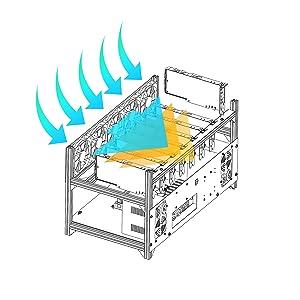 Hydra 4 Airflow