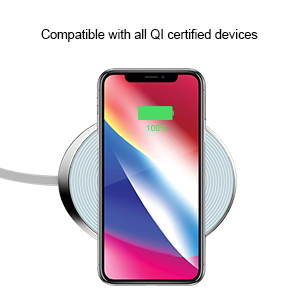 fast wireless charge