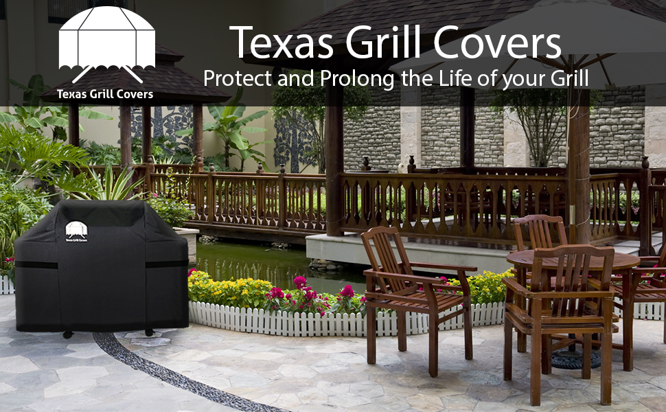 texas grill covers