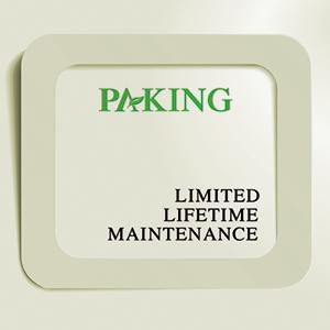 Lifetime Limited Maintenance