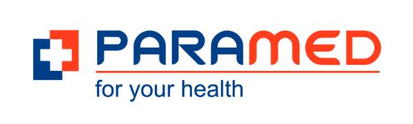 Paramed logo, wrist blood pressure monitor