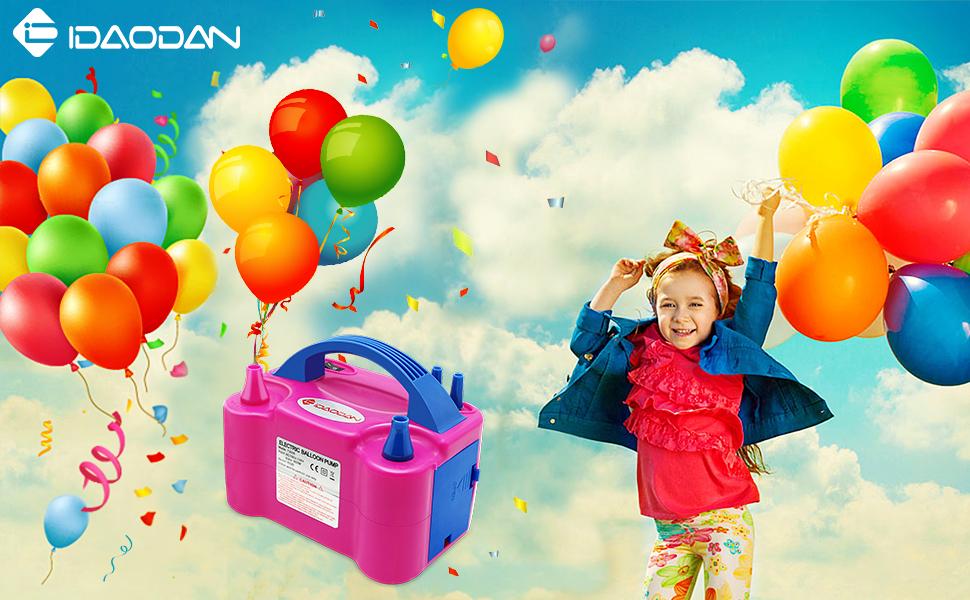 electreic balloon pump balloon pump balloon inflator electric air balloon pump
