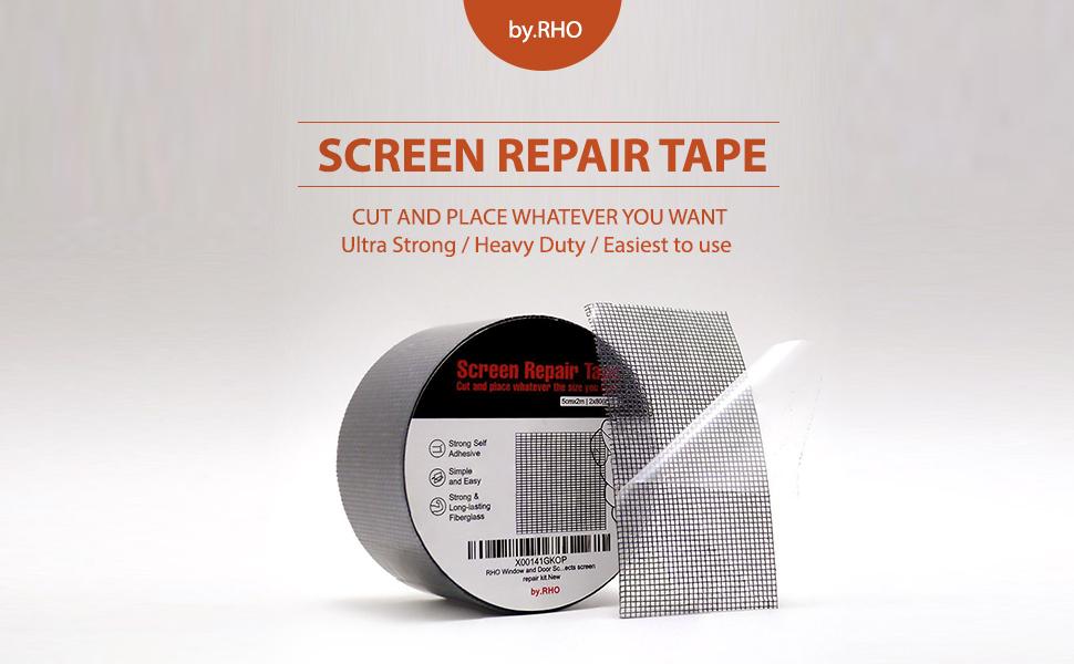 Amazing RHO Screen Repair Tape