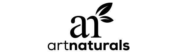 Logo artnaturals natural pure aloe vera gel