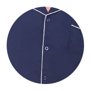 Full Button-front Top
