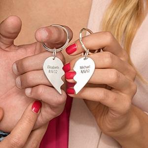 MyNameNecklace Personalised Custom Made Jewellery Engraved Him Dad Men Gift Holiday valentine