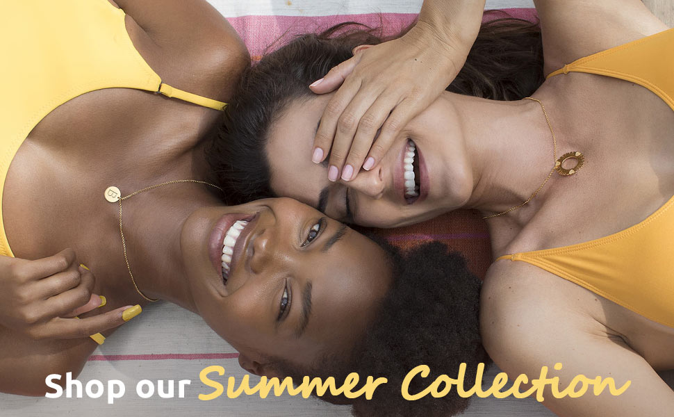 Summer jewelry collection