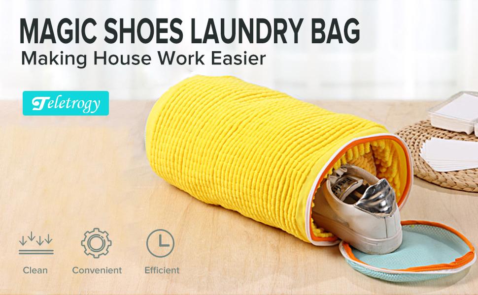 Sneaker Laundry Bag