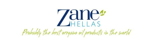Zane Hellas Logo
