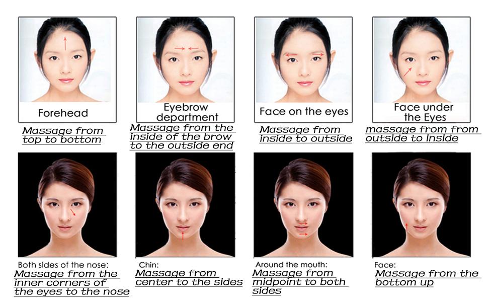 3 PCS Jade Roller for Face Gua Sha Massager Tool Set- Massage Body Rollers  Face Slimmer Eye