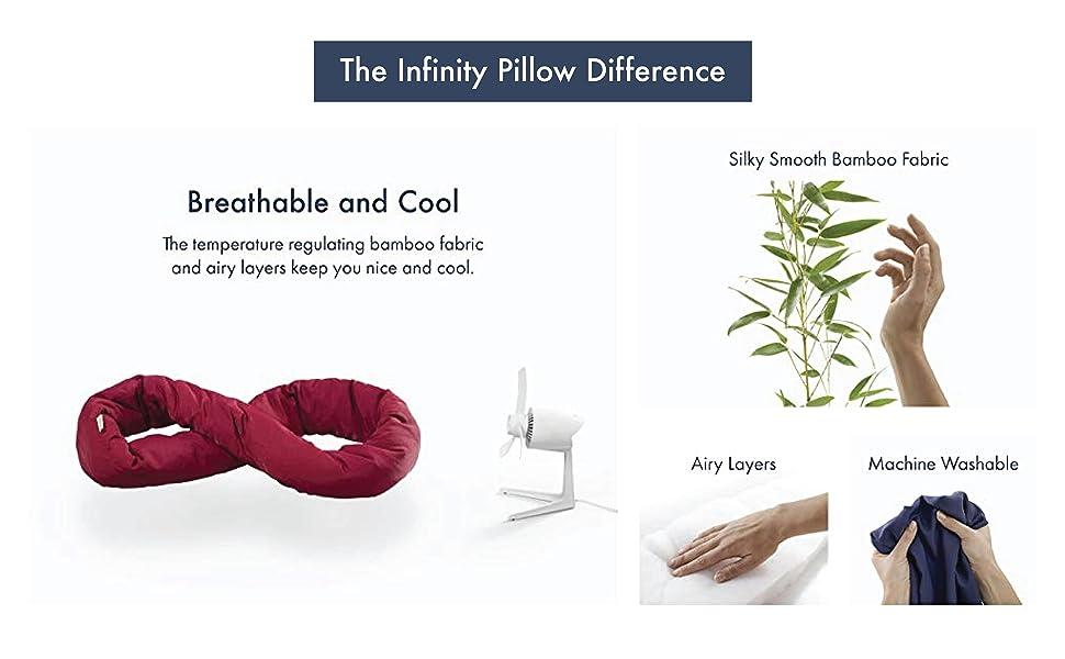 travel pillow flight pillow airplane car bus neck support soft bamboo