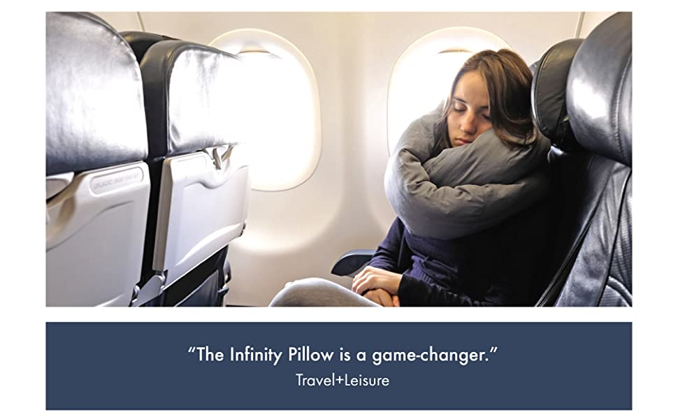 pillow travel flight car bus neck support soft pillow airplane