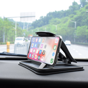 feature of dashboard phone mount for car
