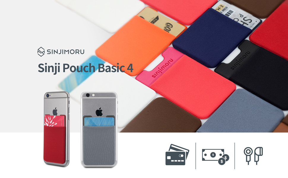 Sinji Pouch Basic 4