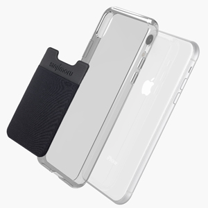 Sinji Pouch Card Holder Black