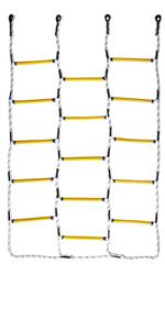 Nylon Climbing Net Rope Ladder