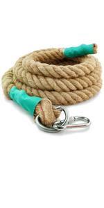 Gym Climbing Ropes