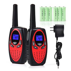 walkie talkies for kids rechargeable