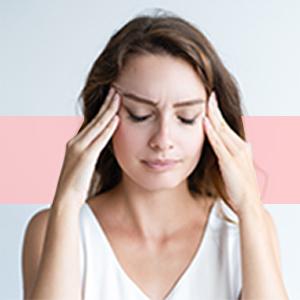 Iron deficiency -Tiredness -Headaches -Fatigue -Hair loss -Shortness of breath -Weak immunity