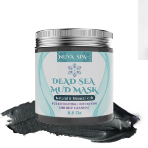Dead Sea Mud Mask for Face, Acne, Oily Skin & Blackheads