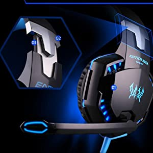Kotion Each G2000 Price In Pakistan Gaming Headphone