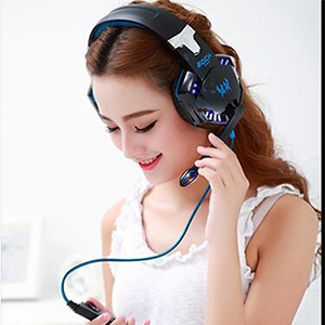 Headphones with Mic