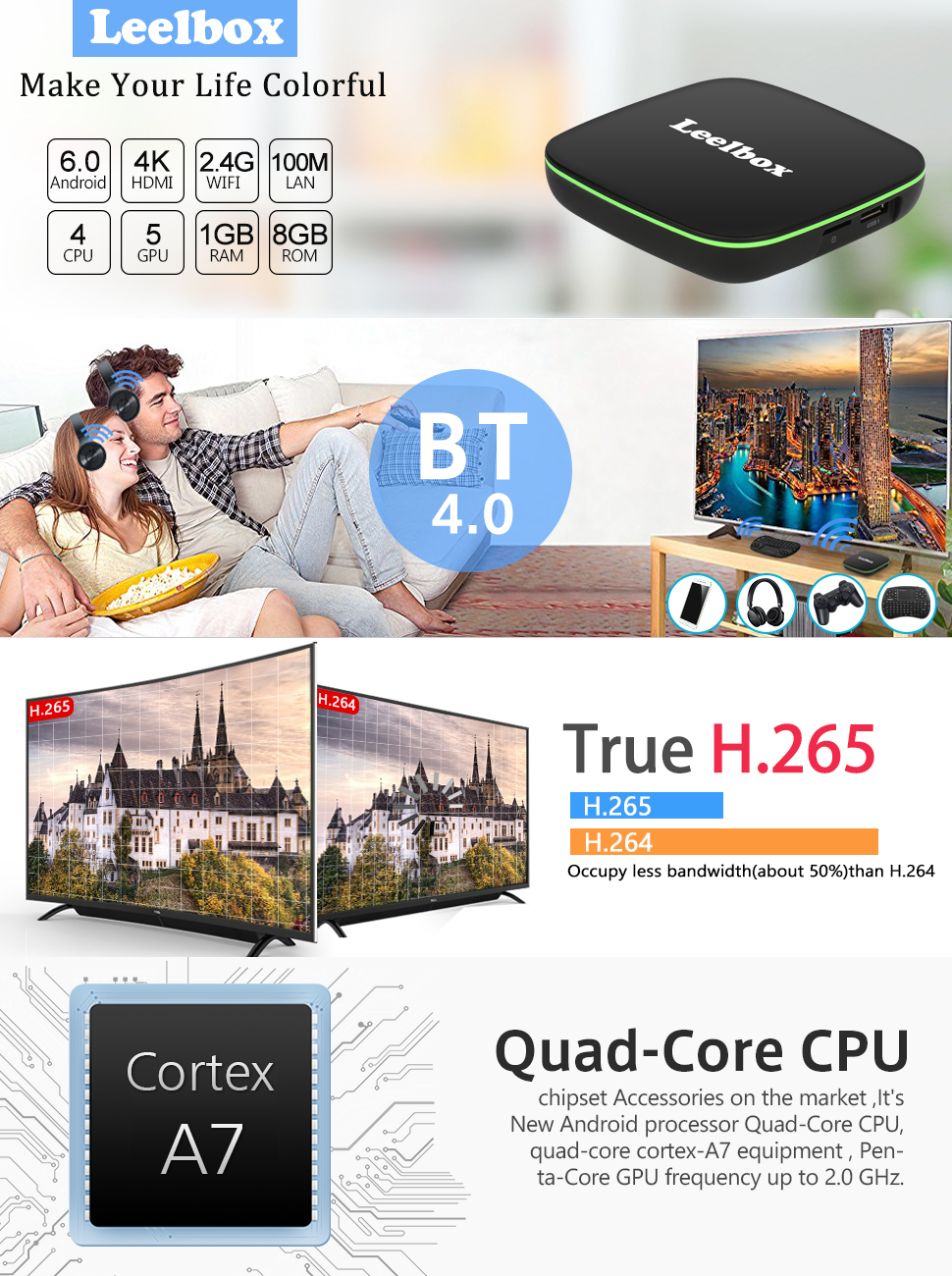 q1 android tv box