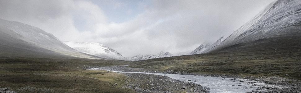 aarke river mountain image