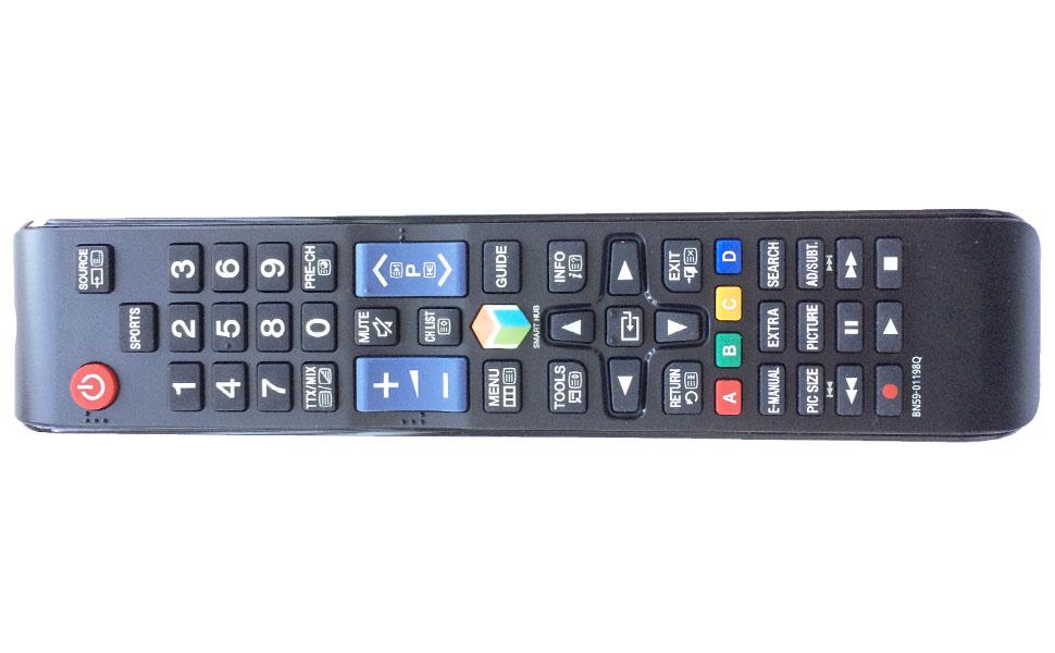 BN59-01198Q for Samsung Remote Control UE40JU6445K UE55JU6445K by QINYUN