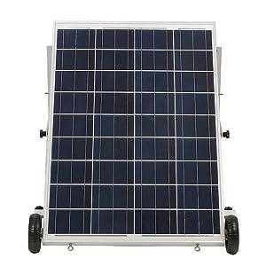 nature's generator power panel 100 watts solar panel power