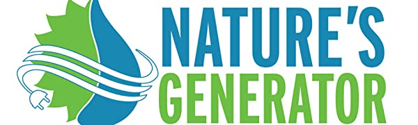 Nature's Generator Logo