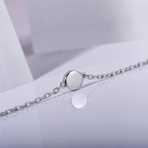 Sterling Silver Dot Bracelet