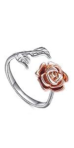 Red Rose Ring