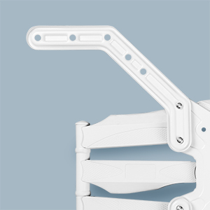 Universal VESA Mount with Variety of Mounting Holes Patterns