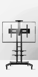 mobile tv stand TS1881