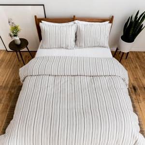 Bokser Home 100% French Linen duvet cover