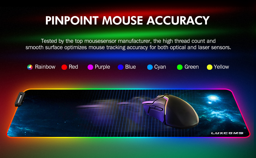 PINPOINT MOUSE ACCURACY