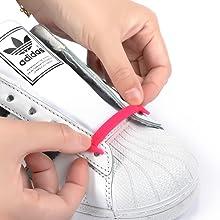 tieless shoelaces