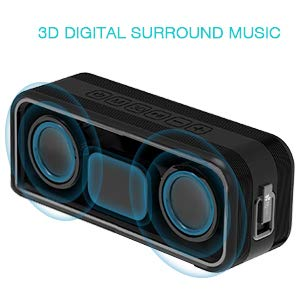 3D Digital Surround Music