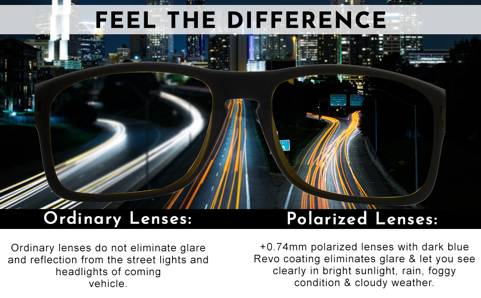 Our night vision lenses has advance HD technology.