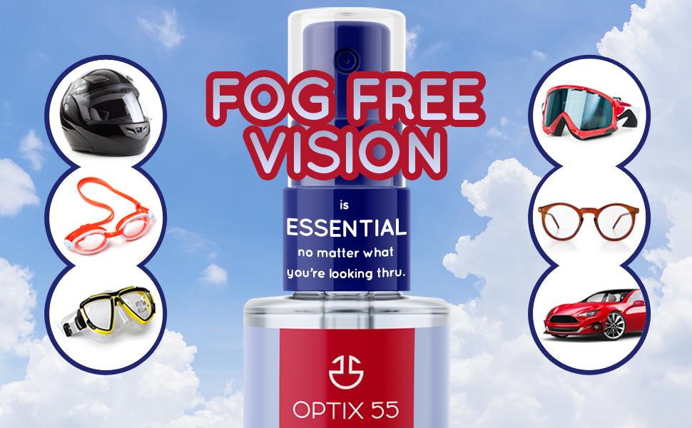 fog free vision