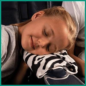 kids airplane pillow