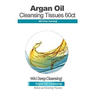 Argan Oil Facial Makeup Wipes