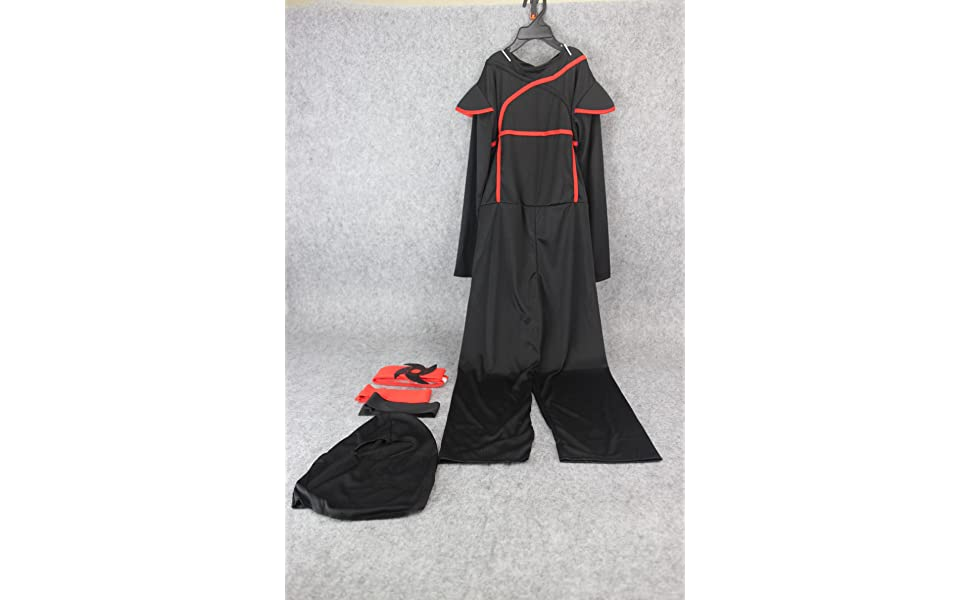 Amazon.com: Shanghai Story Costumes Stealth Ninja Toddler ...